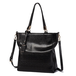Women's High-quality Hollow Out Tote Bag