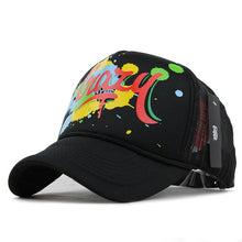 Load image into Gallery viewer, Acrylic 5 Panel Baseball Mesh Cap - Zalaxy