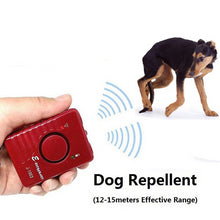 Load image into Gallery viewer, Ultrasonic Dog Repellent
