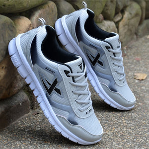 Men's Sneakers Summer Breathable Shoes - Zalaxy