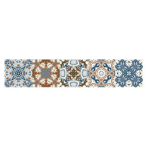 Moroccan Style Tiles Stickers PVC