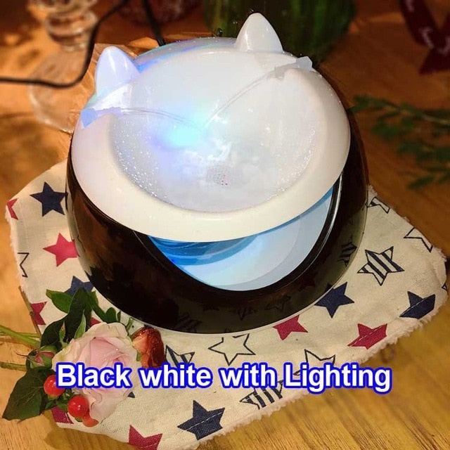 Automatic Luminous Pets Water Fountain