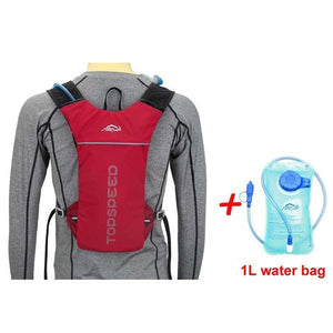 Mens Waterproof Cycling Hydration Backpack