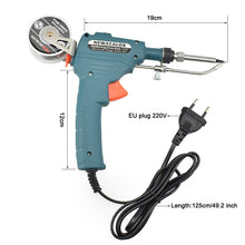 Load image into Gallery viewer, EU/US 60W Hand-Held Internal Heating Soldering Iron - Zalaxy