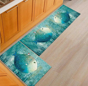 2PCS Kitchen Mat - Zalaxy
