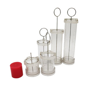 Cylindrical Candle Mold
