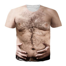 Load image into Gallery viewer, Funny Print 3D T-Shirt - Zalaxy