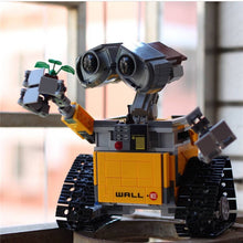 Load image into Gallery viewer, Robot WALL E Building Blocks