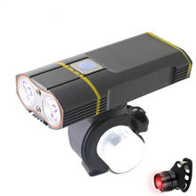 Load image into Gallery viewer, 6000LM USB Bike Light - Zalaxy