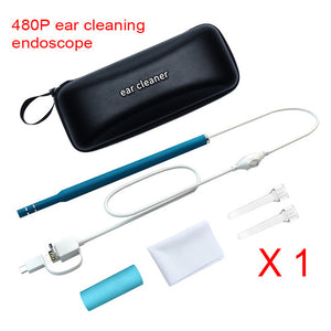 Visual Ear Cleaning Endoscope Diagnostic Tool Ear Cleaner