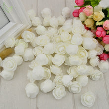 Load image into Gallery viewer, 100pcs PE Foam Artificial Flowers - Zalaxy