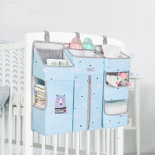 Load image into Gallery viewer, Portable Baby Crib Organizer Bed Hanging Bag
