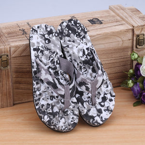Men's Camouflage Flip Flops Slippers
