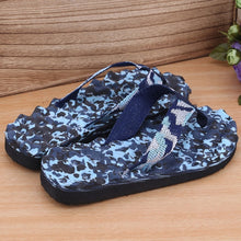 Load image into Gallery viewer, Men's Camouflage Flip Flops Slippers