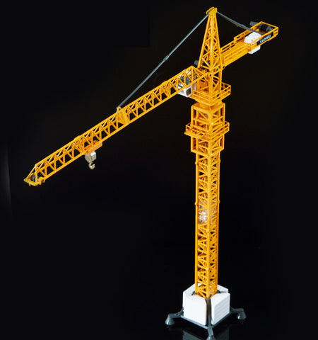 Alloy Diecast Tower Slewing Crane - Zalaxy
