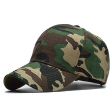 Load image into Gallery viewer, Snow Camo Tactical Cap