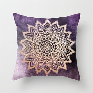 Mandala Cushion Cover Bohemian