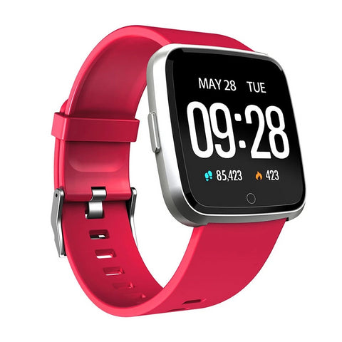 Smart watch IP67 Waterproof Fitness Tracker Heart Rate Monitor
