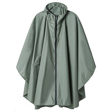 Load image into Gallery viewer, Women's Fashion Raincoat Waterproof