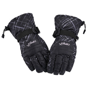 Warm Thick Skiing & Snowboard Gloves
