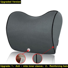 Load image into Gallery viewer, Car Headrest Neck Pillow - Zalaxy