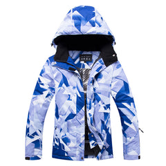Women Snowboarding Jacket