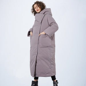 Windproof Female Coat