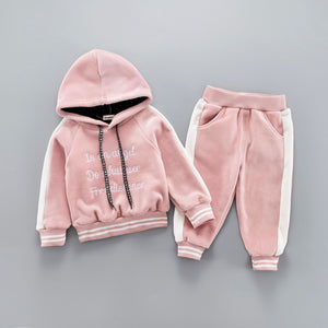 Baby Girl Boys Clothes Set - Zalaxy