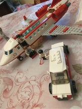 Load image into Gallery viewer, Airplane Air Bus Building Blocks Set - Zalaxy