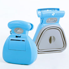 Load image into Gallery viewer, Dog Pet Travel Foldable Pooper Scooper