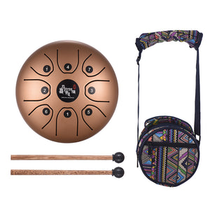 5.5 Inch Tongue Drum Hand Pan Drum - Zalaxy