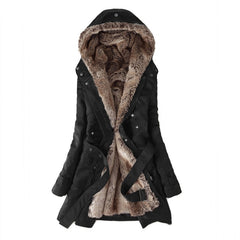 Women's Winter Jacket Warm Casual Coat C03
