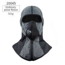 Load image into Gallery viewer, Thermal Fleece Snowboard Shield Mask