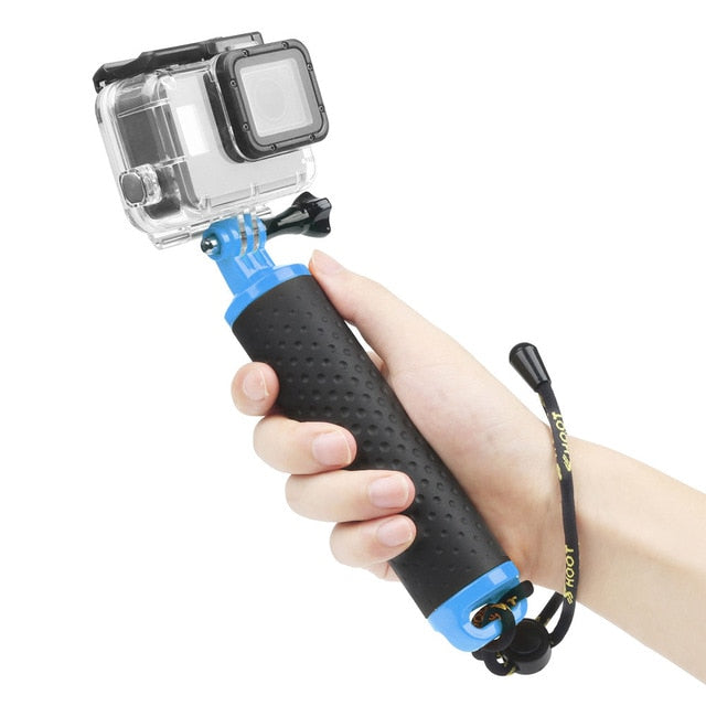 Waterproof Floating Hand Grip For GoPro Hero