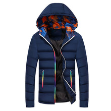 Load image into Gallery viewer, Men's Cotton Winter Jacket C09 - Zalaxy