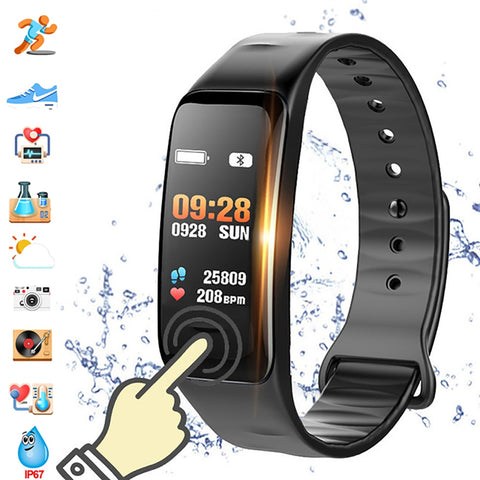 Waterproof Smart Watch Bracelet