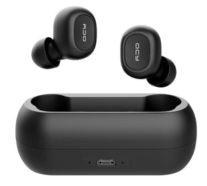 TWS 5.0 Bluetooth Wireless Earphone With Dual Microphone - Zalaxy