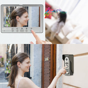 Intercom Doorbell Phone System