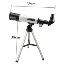 Load image into Gallery viewer, Astronomical Telescope With Portable Tripod - Zalaxy