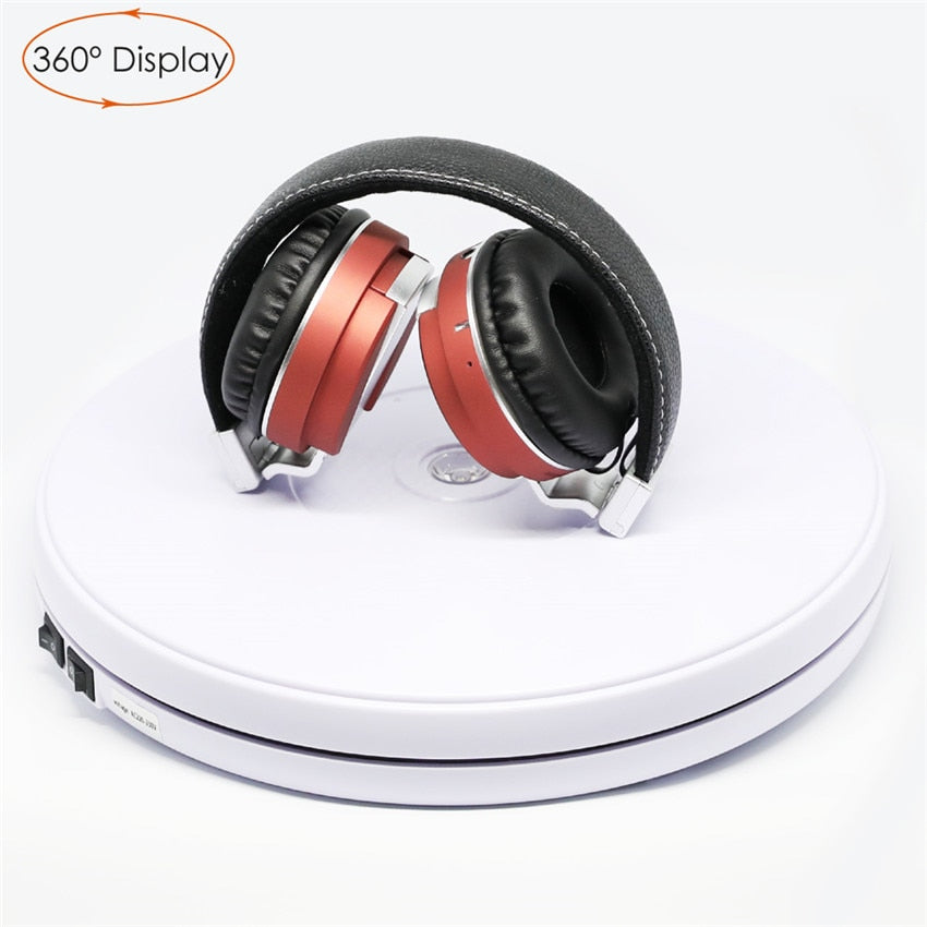 360 Degree Electric Rotating Plate - Zalaxy