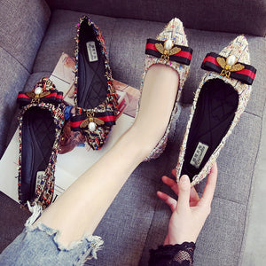 Women's Elegant Flat Shoes