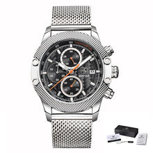 Load image into Gallery viewer, Sport Chronograph Fashion Watches