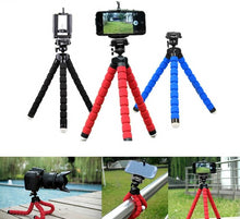 Load image into Gallery viewer, Flexible Phone Holder Tripod - Zalaxy