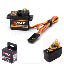 Load image into Gallery viewer, Mini Metal Gear Analog Servo 4 Pcs