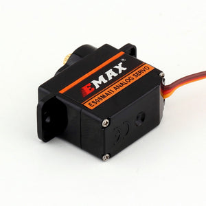 Mini Metal Gear Analog Servo 4 Pcs