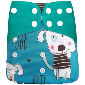 Reusable Waterproof Baby Cloth Diaper