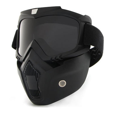 Dust-Proof Snowboard & Ski Mask - Zalaxy