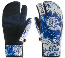 Load image into Gallery viewer, Womens Thermal Ski Gloves