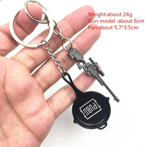 Cosplay Costume Keychain