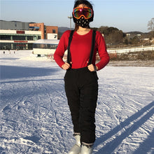 Load image into Gallery viewer, Thicken Warm Snowboard Pants